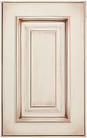 """Сборные крашеные фасады МДФ с патиной и старением, классические фасады """"Йорк"""", фото 1"""