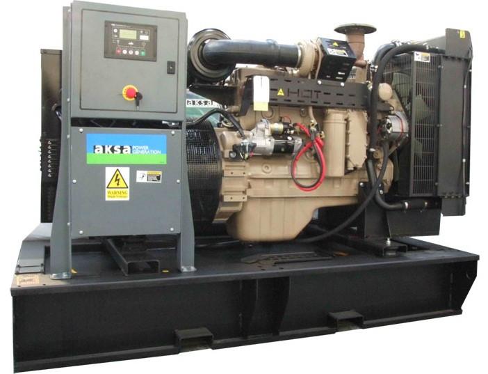 ⚡Aksa APD 200C (160 кВт)