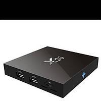 ТВ приставка Android TV Box X 96 Smart TV (оперотивной памети 1ГБ, память 8 ГБ)