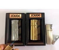Огнь в кармане Необычный Практичный подарок другу Подарочная Зажигалка Турбо Jouge 3938 Аксессуар сигарет