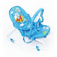Детский шезлонг BT-BB-0001 BLUE