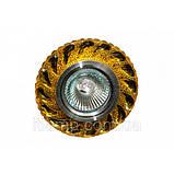 Врезной светильник LS 7029 Yellow Led, фото 2