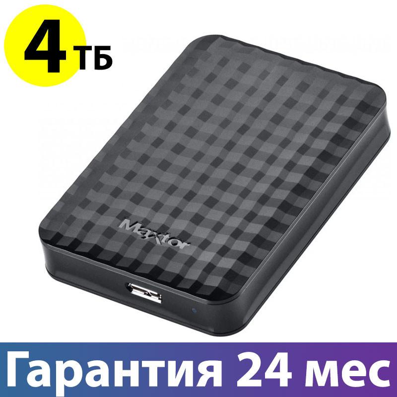 "Внешний жесткий диск 4 Тб Seagate (Maxtor), Black, 2.5"", USB 3.0 (STSHX-M401TCBM)"