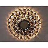 Врезной светильник Diasha V-0043WT, фото 2