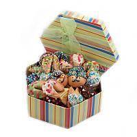 Печенье с предсказаниями Праздничный №2