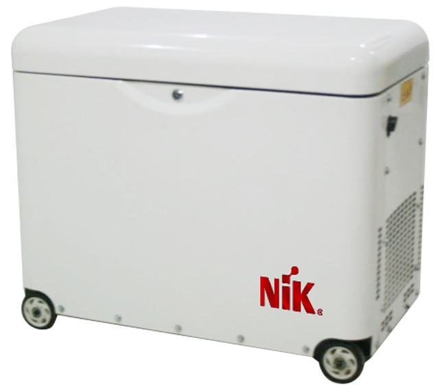 Однофазный дизельный генератор NiK DG 5000 (5 кВт)