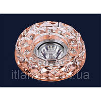 Зеркальный с хрусталем Lst716B019