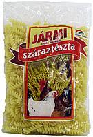Макарони Jarmi-fele Спіралька 500г Угорщина, фото 1