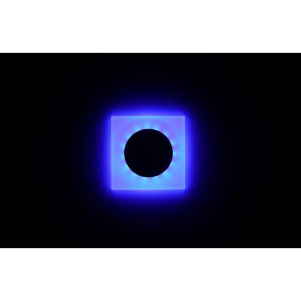Точечный светильник 7870S WH+BL