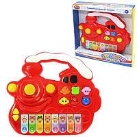 Детская развивающая игрушка орган Пианино знаний с музыкальными эффектами