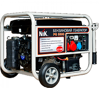 Трехфазный дизельный генератор NiK DG 5500 (5,5 кВт)