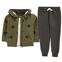 Детский костюм, Crafted 3 в 1, кофта, толстовка, штаны, на 5-6 лет