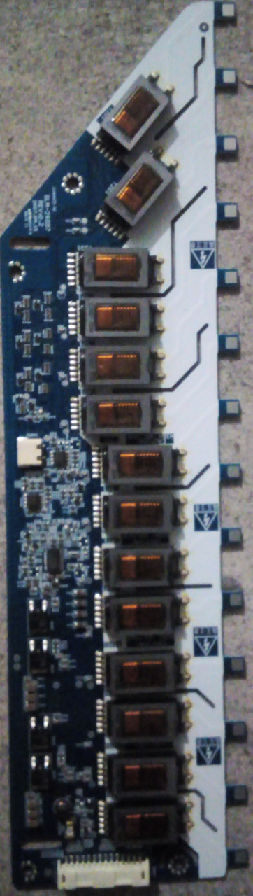 Инвертор SLM-240D7 REV0.2 к телевизору DELL HU09243-7019A