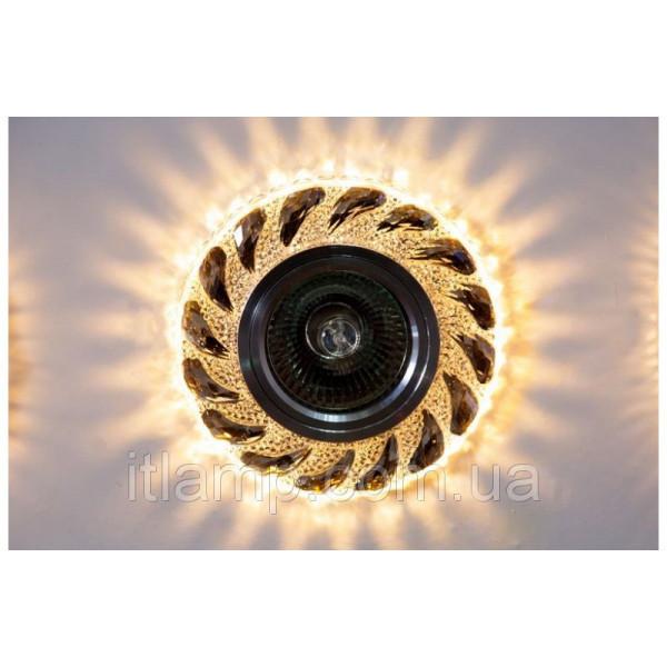 Врезной светильник Diasha 7029 White Led
