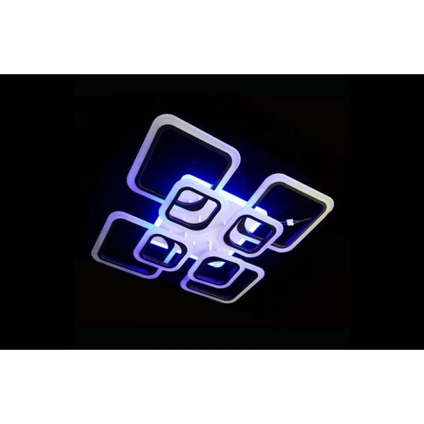 Светодиодные люстры LS 5588-4+4 LED Dimmer