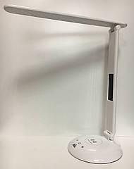 Настільна лампа RIGHT HAUSEN PREMIUM LED NOVELTY 10W біла HN-245221