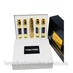 Подарочный набор мини парфюмов Tom Ford Velvet Orchid женский 5*11 мл