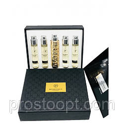 Подарочный набор мини парфюмов Montale Wild Pears унисекс 5*11 мл