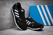Кроссовки мужские 12424, Adidas  City, черные ( 41  ), фото 3