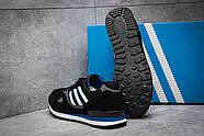 Кроссовки мужские 12424, Adidas  City, черные ( 41  ), фото 4