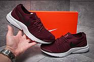 Кроссовки мужские 12552, Nike Air, бордовые ( 41  ), фото 2