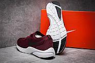 Кроссовки мужские 12552, Nike Air, бордовые ( 41  ), фото 4