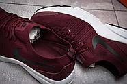 Кроссовки мужские 12552, Nike Air, бордовые ( 41  ), фото 6