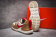 Кроссовки мужские 12584, Nike, коричневые ( 45  ), фото 4