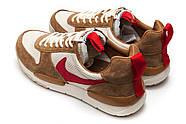 Кроссовки мужские 12584, Nike, коричневые ( 45  ), фото 8