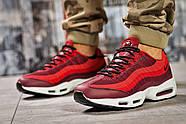 Кроссовки мужские 12761, Nike Aimax, красные ( 43 44  ), фото 2