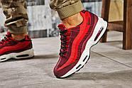 Кроссовки мужские 12761, Nike Aimax, красные ( 43 44  ), фото 4