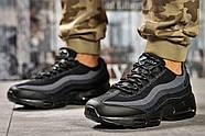 Кроссовки мужские 12762, Nike Aimax, черные ( 42 44  ), фото 2