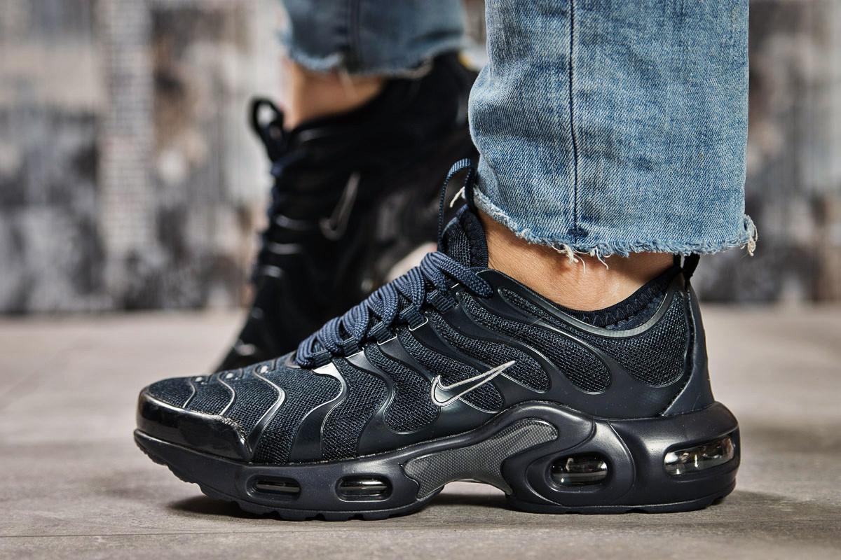 Кроссовки женские 12952, Nike Air Tn, темно-синие ( 39 41  )