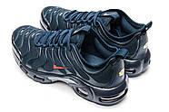 Кроссовки женские 12953, Nike Air Tn, темно-синие ( 38 39 41  ), фото 8