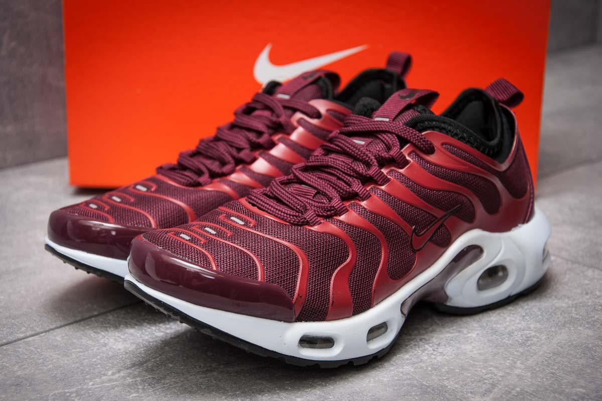 Кроссовки женские 12955, Nike Air Tn, бордовые ( 36 37 38  )