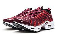 Кроссовки женские 12955, Nike Air Tn, бордовые ( 36 37 38  ), фото 7