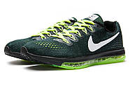 Кроссовки мужские 12965, Nike Zoom All Out, зеленые ( 43  ), фото 7
