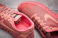 Кроссовки женские 12993, Nike Air Free 3.0, коралловые ( 37  ), фото 6