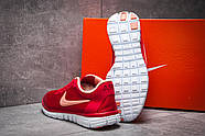 Кроссовки женские 12995, Nike Air Free 3.0, красные ( 37  ), фото 4