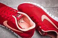 Кроссовки женские 12995, Nike Air Free 3.0, красные ( 37  ), фото 6