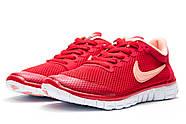 Кроссовки женские 12995, Nike Air Free 3.0, красные ( 37  ), фото 7