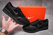 Кроссовки мужские 13286, Nike Air, черные ( 44  ), фото 2