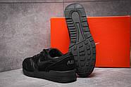 Кроссовки мужские 13286, Nike Air, черные ( 44  ), фото 4