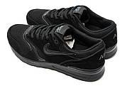 Кроссовки мужские 13286, Nike Air, черные ( 44  ), фото 8