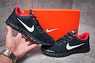 Кроссовки мужские 13302, Nike Free 3.0, темно-синие ( 44 45  ), фото 2
