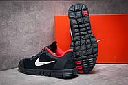 Кроссовки мужские 13302, Nike Free 3.0, темно-синие ( 44 45  ), фото 4