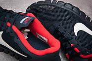 Кроссовки мужские 13302, Nike Free 3.0, темно-синие ( 44 45  ), фото 6