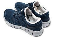 Кроссовки мужские 13442, Nike Free Run 2+, темно-синие ( 41  ), фото 8