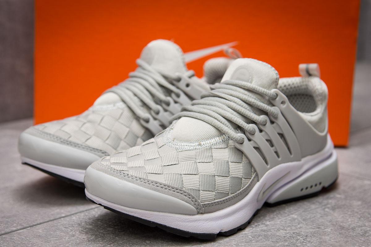 Кроссовки женские 11074, Nike Air Presto, серые ( 36 38 39  )