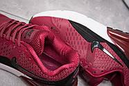 Кроссовки мужские 13972, Nike Air 270, бордовые ( 41 43  ), фото 6